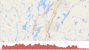 Day 3 - BikeMaine 2014