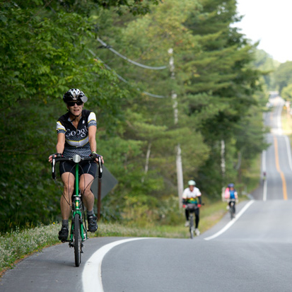 Nationally recognized host of marketplace to ride for Bike rides in maine